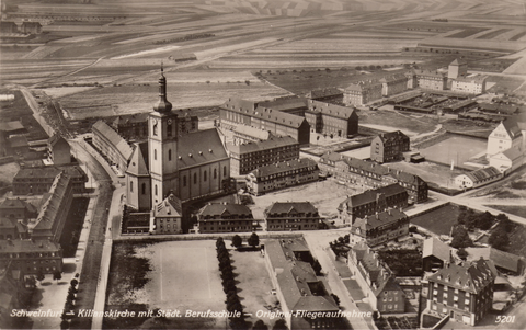 Luftaufnahme 1940