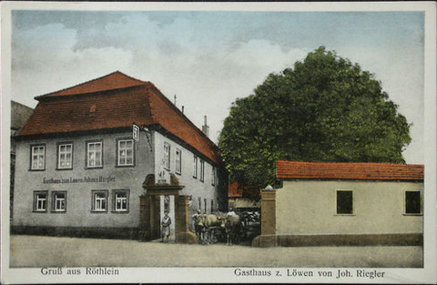 """Gasthof """"Zum Löwen"""""""