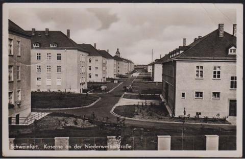 Kasernen 1937