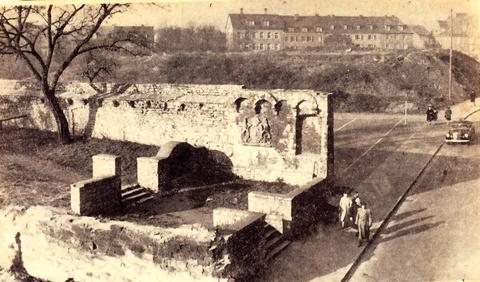 """1961 wurde der Aufgang zum """"Höpperle"""" abgerissen"""