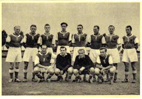 Mannschaft 1950/1951