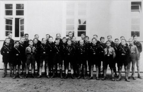 Hitlerjugend in Schweinfurt