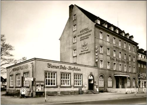 Bayerischer Hof am Hauptbahnhof