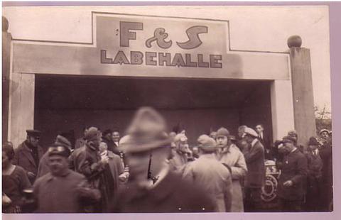 Labehalle 1925