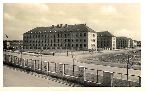 Wehrmachtskasernen in den 1930ern