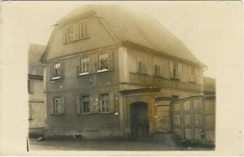Haus Nr. 23 im Jahr 1915