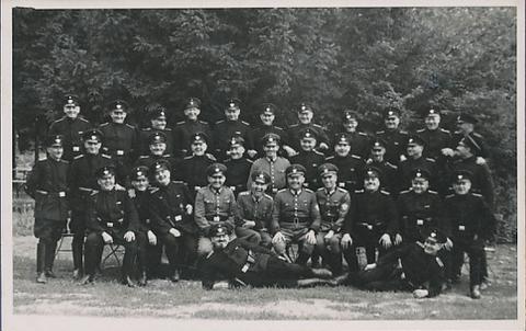 Polizeiliche Hilfsmannschaft 1939