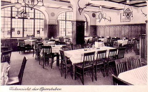 Münchner Hofbräu Bierstuben