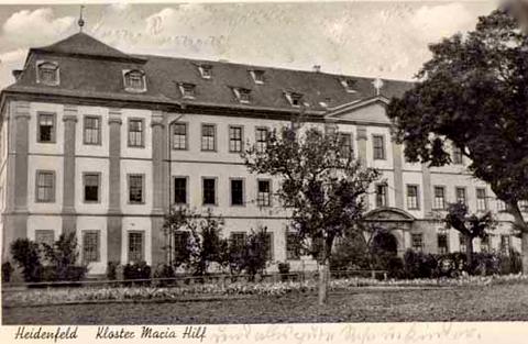 Das Heidenfelder Kloster