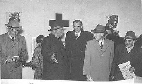 Tag der offenen Tür 1953