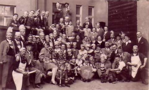 Faschingsverein Schweinfurt 1930