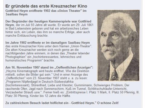 Recherche Volker Henning vom 24.01.2020 - Der Artikel müßte von 1954 stammen