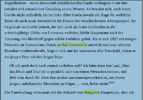 Recherche von Volker Henning vom April 2019
