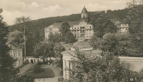 gelaufen 1946 - Archiv W. Malek