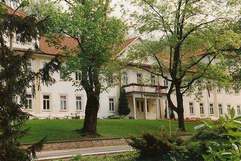 Kurverwaltung 1995