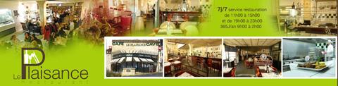 Restaurant Le Plaisance à Bourg sur Gironde