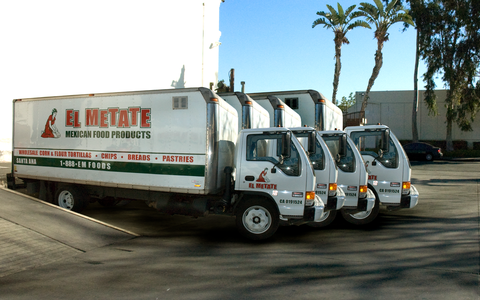 Daily Deliveries throughout Southern California