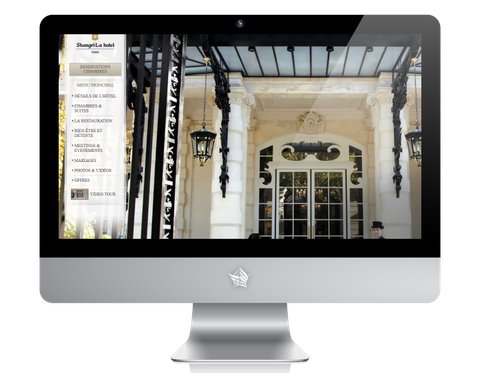 The Yeatman Hotel Website