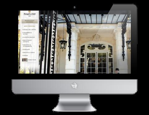 The Yeatman Hotel Website