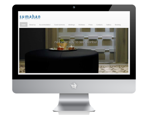 Sumahan on the water Hotel Website