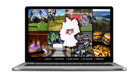 Actiontage.dei - poweredy by Giangrasso Webdesign aus Karlsruhe.