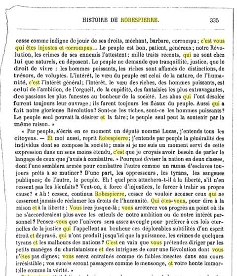 Maximilien ROBESPIERRE www.jesuispatrick.fr ALERTE ROUGE www.alerterouge-france.fr
