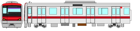 ▲2150系2000番台