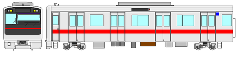▲1150系3000番台