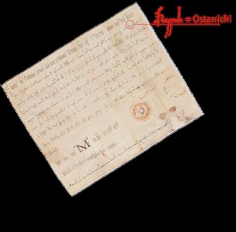 Ostarrichi Urkunde