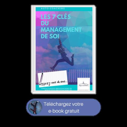 coaching, e-book, clé du management de soi