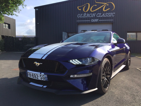 Location Ford Mustang GT