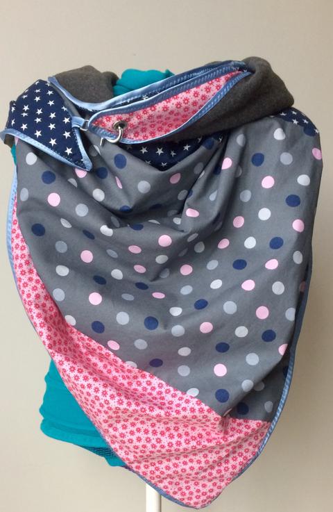 Dreiecksschal / scarf