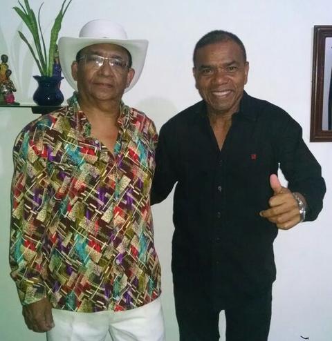 Con Miguel Morales - Julio 2015
