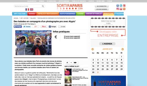 atypic photo sortir à paris