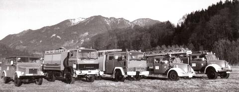 Fahrzeuge von 1985