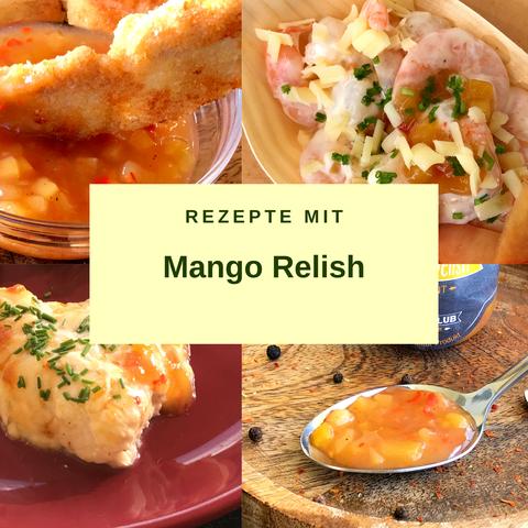 Rezepte mit Mango Relish