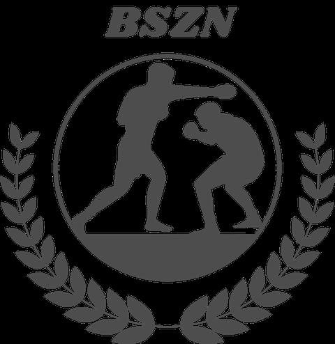 Logo vom Verein Boxen in Norderstedt - zwei Boxer die einen Kampf haben