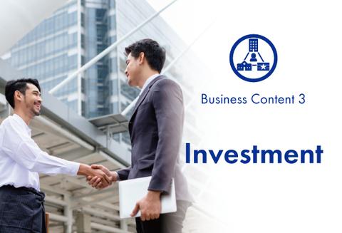 JMT / JM Toshin Corporation Co.,Ltd_Business Content_Investment