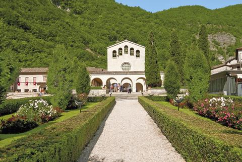 Santuario Roccaporena Cascia