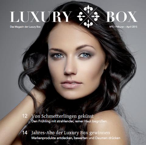 Luxury Mag Februar 2015