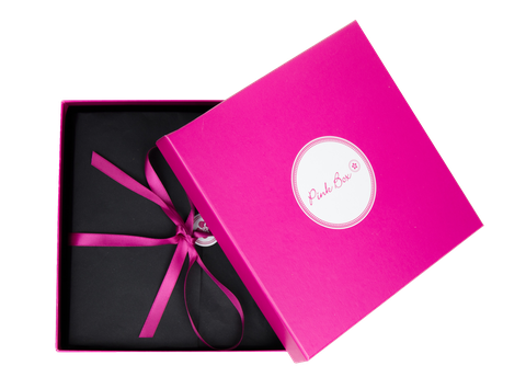 Design der Pinkbox