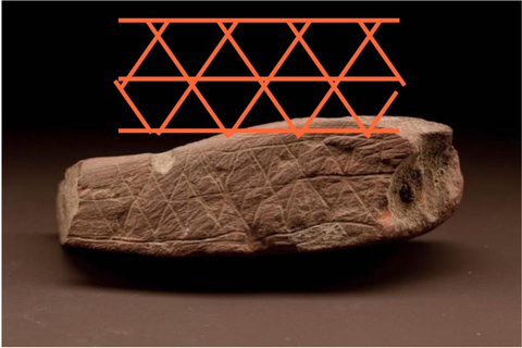 Image: Chip Clark, Human Origins Program, Smithsonian Institution: Annotation: Lynn Fawcett