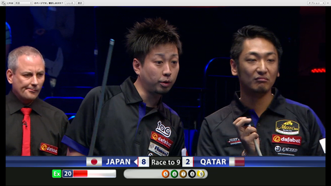 Japan goes to semi-final of 2015 World Cup of Pool