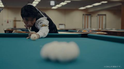 Hideaki Arita breaks eggs !