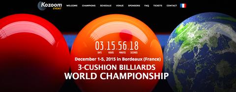間もなく3C世界選手権!