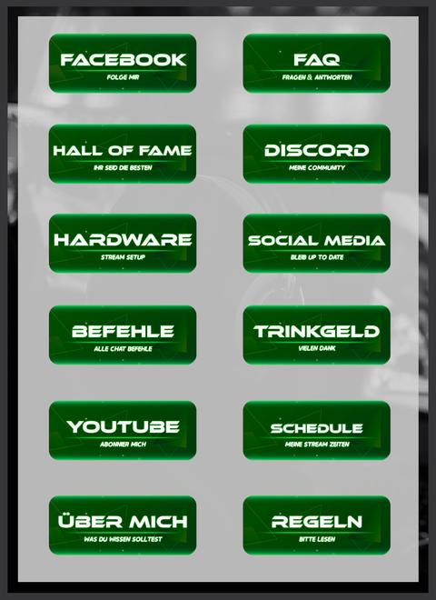 Twitch Panels 5