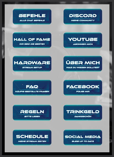 Twitch Panels 4