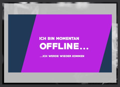 Twitch Offline Banner kostenlos downloaden 6