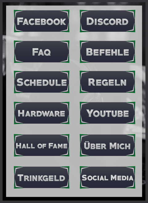 Twitch Panels 21