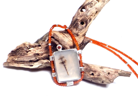buddha amulett glücksbringer kettenanhänger silber